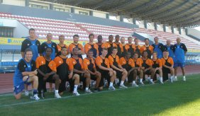 LUTON TOWN FC – PRE-SEASON TOUR TO ALGARVE, PORTUGAL