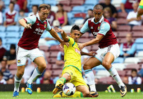 West Ham United v Pacos de Ferreira