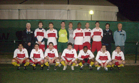 PSC SELECT TEAM TOUR TO BELGIUM - MARCH 2009