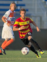 STRIKERS DUO SIGN WITH THE RAILHAWKS
