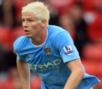 McGIVERN SIGNS NEW DEAL AT MAN CITY AND GOES ON SEASON-LOAN TO BRISTOL CITY